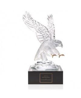 "Jaffa® Eagle Award w/4"" Lighted Pedestal"