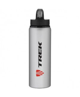 28 Oz H2go Allure Bottle - Matte Silver