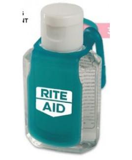 2 Oz. Protect Antibacterial Gel w/ Caddy