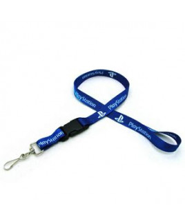 "5/8"" Digitally Sublimated Lanyard w/ Detachable Buckle"