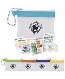 BIC Graphic® Frosty Stripe First Aid Kit
