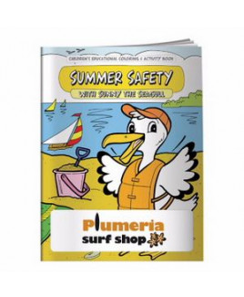 BIC Graphic® Coloring Book: Summer Safety