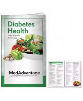 BIC Graphic® Better Book: Diabetes Health: Meal Planner/Recipes