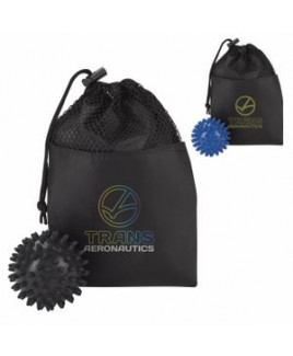 GoodValue® Pressure Point Massage Ball In Pouch