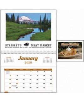 Triumph® Home Cooking Guide Pocket Calendar