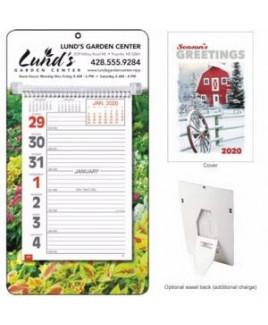 Triumph® Full-Color Weekly Memo Calendar