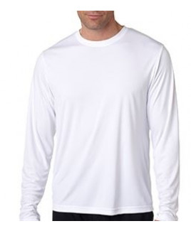 Hanes Cool Dri® w/FreshIQ Long-Sleeve Performance T-Shirt