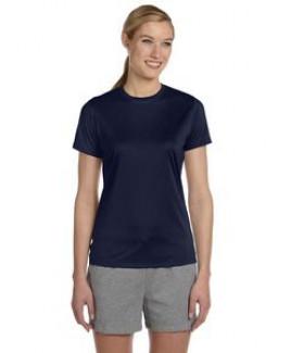Hanes Ladies' 4 Oz. Cool Dri® w/FreshIQ Performance T-Shirt