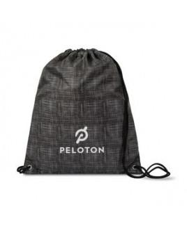 Riley Patterned Cinchpack Grey