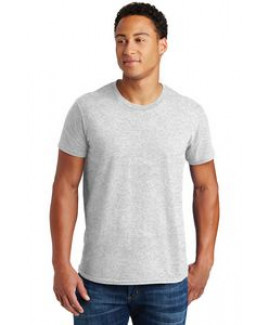 Hanes® Nano-T® Short Sleeve Men's Cotton T-Shirt