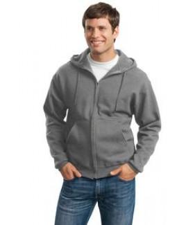 Jerzees® Super Sweats® Full Zip Hooded Sweatshirt