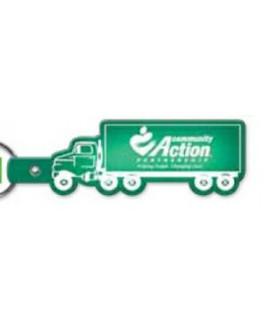 Truck Flexible Key Tag