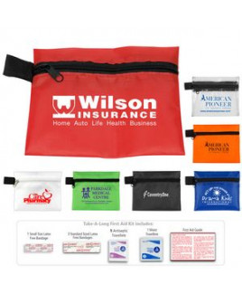 """""""Tag-A-Long"""" 7 Piece Healthy Living Pack"""