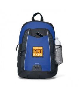 Impulse Backpack Blue-Black