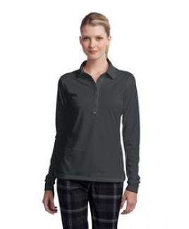Nike Golf Ladies' Long Sleeve Dri-FIT Stretch Tech Polo Shirt
