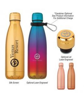 16 Oz. Verdi Stainless Steel Swiggy Bottle