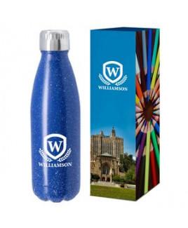 16 Oz. Speckled Swiggy Bottle With Custom Box