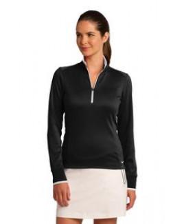 Nike Golf Ladies' Dri-Fit 1/2 Zip 8.3 Oz. Cover Ups