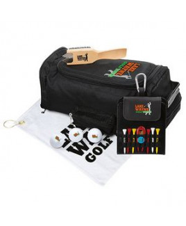 Club House Bag Travel Kit w/ Titleist® DT TruSoft™ Golf Balls