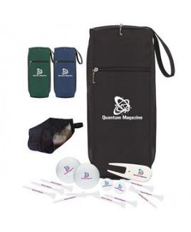 Wilson® Amateur's Shoe Bag Golf Kit w/Ultra 500 Golf Balls