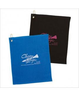 BIC Graphic® Color Golf Towel w/Metal Grommet
