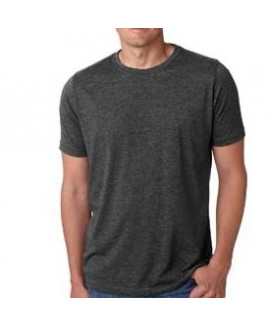 Next Level Men's Poly/Cotton Crewneck Shirt