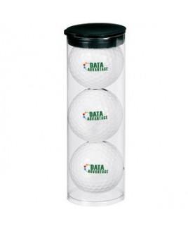 Callaway® Par Pack Tube w/3 Warbird 2.0 Golf Balls