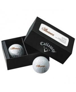 Callaway® Super Soft 2 Ball Business Card Box