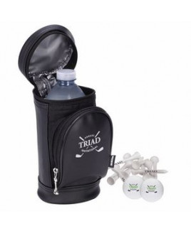 Koozie® Golf Bag Kooler Kit w/Callaway® Warbird 2.0 Golf Balls