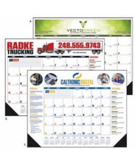 Triumph® Multi-Color Desk Pad Calendar