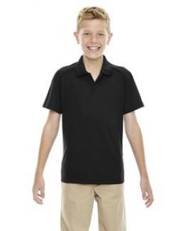 EXTREME Youth Eperformance? Shield Snag Protection Short-Sleeve Polo