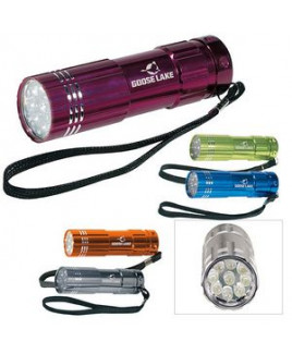 BIC Graphic® Pocket Aluminum LED Flashlight