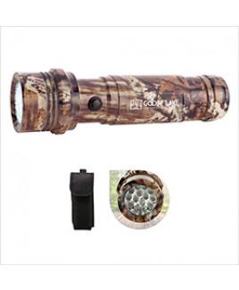 Mossy Oak® Camouflage Aluminum LED Flashlight
