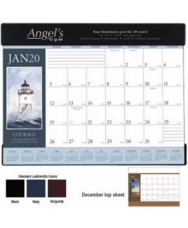 Triumph® Motivations Desk Pad Calendar