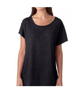 Next Level Ladies' Triblend Dolman Shirt