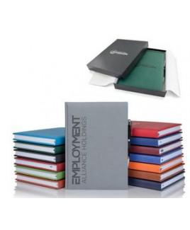 Tucson Medium Journal Pen Loop, Pen and Gift Box