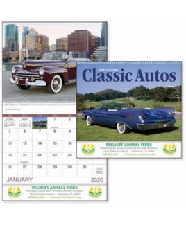 Good Value® Classic Autos Calendar (Spiral)