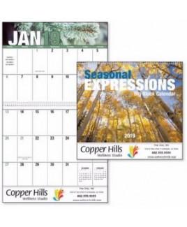 Good Value® Seasonal Expressions Big Block Calendar