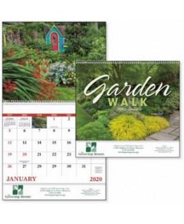 Good Value® Garden Walk Calendar (Spiral)