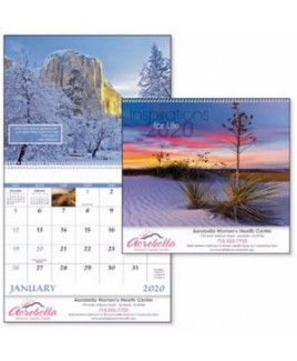 Good Value® Inspirations For Life Spiral Calendar