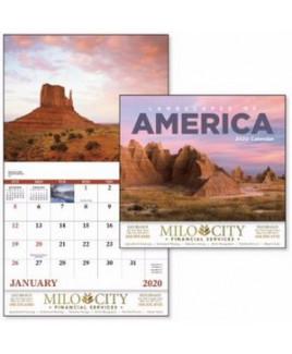 Good Value® Landscapes of America Calendar (Stapled)