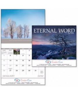 Good Value® Eternal Word Calendar (Stapled)