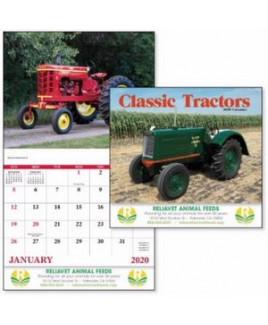 Good Value® Classic Tractors Calendar (Stapled)