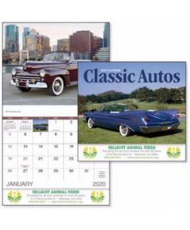 Good Value® Classic Autos Calendar (Stapled)