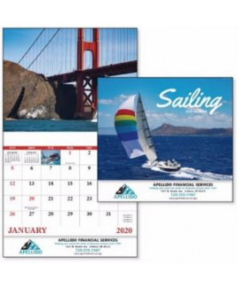 Good Value® Sailing Calendar (Stapled)