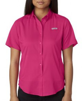 Columbia Ladies' Tamiami™ II Short Sleeve Shirt