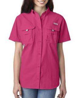 Columbia Ladies' Bahama™ II Short Sleeve Shirt