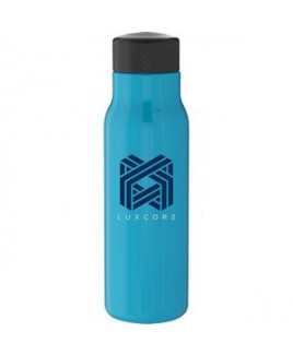 25 Oz. H2Go Tread Bottle (Aqua)
