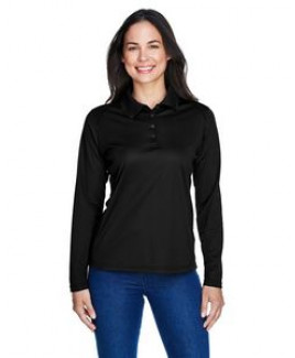 EXTREME Ladies' Eperformance? Snag Protection Long-Sleeve Polo