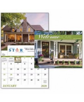 Good Value® Welcome Home Calendar (Window)